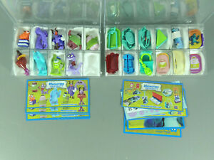 HPF-Monster-Uni-Komplettsatz-Spielzeug-alle-BPZ