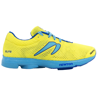Newton Distance Elite 2018 Scarpe Da Corsa Calzature Sportivi Giallo W008218 Wow Smoothing Circulation And Stopping Pains