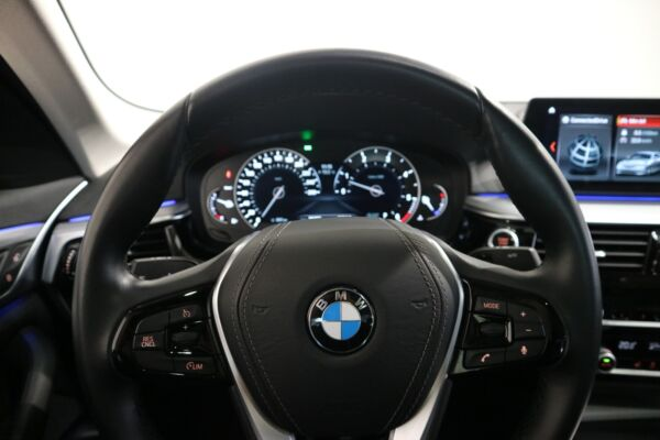 BMW 530d 3,0 aut. - billede 3