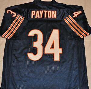 walter payton throwback jersey