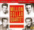 A Tribute To the Million Dollar Quartet by Various Artists (CD, 2011, 2 Discs, Delta Leisure Group)