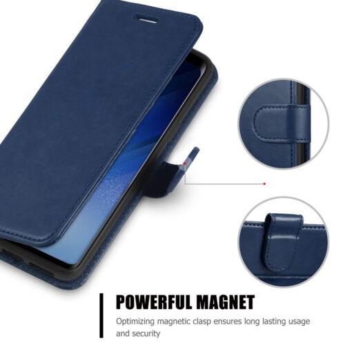 Cover Flip Custodia Libro Portafoglio Chiusura Magnetic SAMSUNG J2//J4//J6 2018