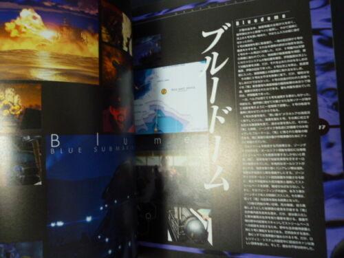 Blue Submarine No 6 Graphical World Art Book OOP Anime Range Murata