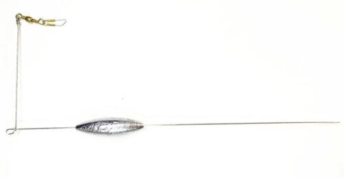 2 per Pack Bottom Bouncer Sinker Fishing Sinkers