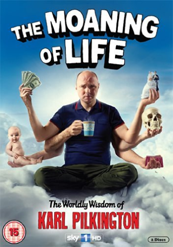 Moaning of Life DVD NEW