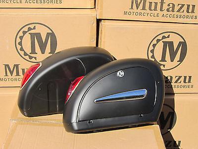 Mutazu Premium Universal Batwing Fairing Mounting Bracket Hardware Kit Up graded