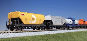 NEW-Kato-N-Mixed-Set-Freight-Train-6-pcs-1066275