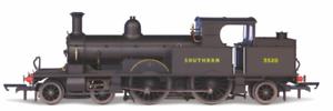 Oxford Rail OR76AR007 Adams Radial 4-4-2T Cl 415 Southern Railway nero 3520 OO