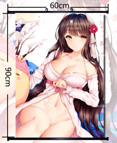 Anime Azur Lane Hiei Wall Scroll Poster Home Decor Gift  60*90cm#0905