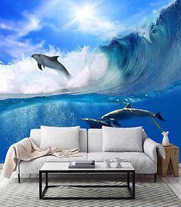 3D Ocean Scenery 707 WallPaper Murals Wall Print Decal Wall Deco AJ WALLPAPER