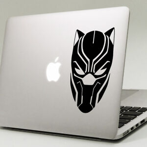 Details about BLACK PANTHER Apple MacBook Decal Sticker fits 11