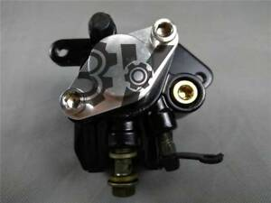 New REAR BRAKE CALIPER ASSY FOR YAMAHA ATV RAPTOR 660 YFM660 2001-2005 WITH PADS
