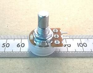 Wondrous 6 0Mm Round Shaft Pcb Pins 16Mm Linear Potentiometer Mono B Mixer Wiring Cloud Strefoxcilixyz