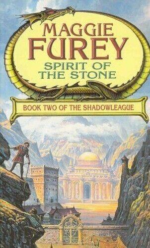 Spirit Von The Stone Mass Markt Paperbound Maggie Furey