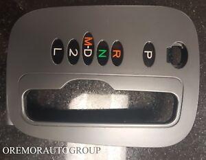 Details about TOYOTA OEM 00-05 Celica Transmission Shift Lever-Gear  Indicator 3597120430