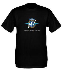 MV-AGUSTA-Company-Logo-T-Shirt-Dragster-Brutale-F3-F4-MV-Agusta-West-Midlands