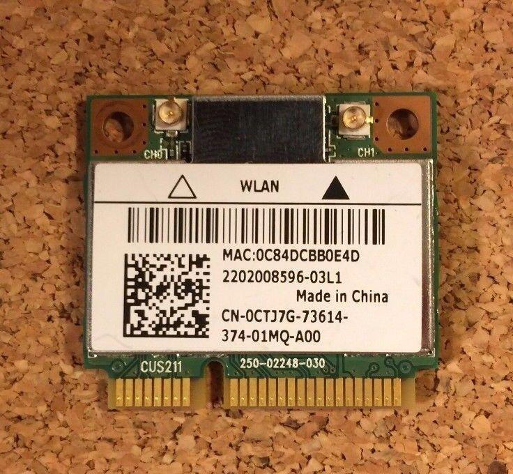 Original Bigfoot Networks Killer N1202 Dual Band N + Bluetooth Wireless WiFi