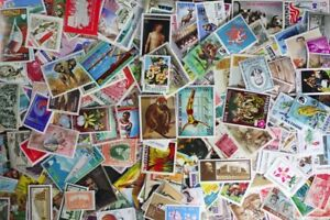FANTASTIC WORLDWIDE COLLECTION, 1000 DIFFERENT STAMPS MINT NH, Cat. Value $300