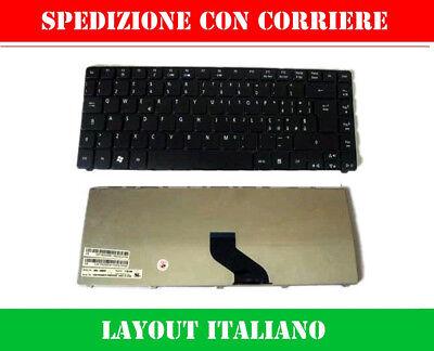 for Acer Aspire 4820 4820G 4820T 4820TG 4820TZ 4820TZG keyboard Italian Tastiera