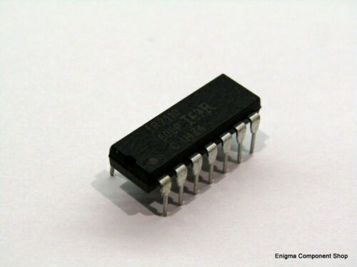 IR2110 Dual MOSFET Driver IC UK Seller DIL14 Fast Dispatch