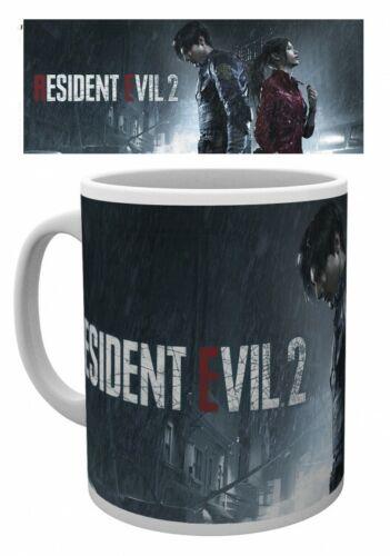 2 Rain Key Art Tasse À Café Mug Resident Evil 9x8cm #127156