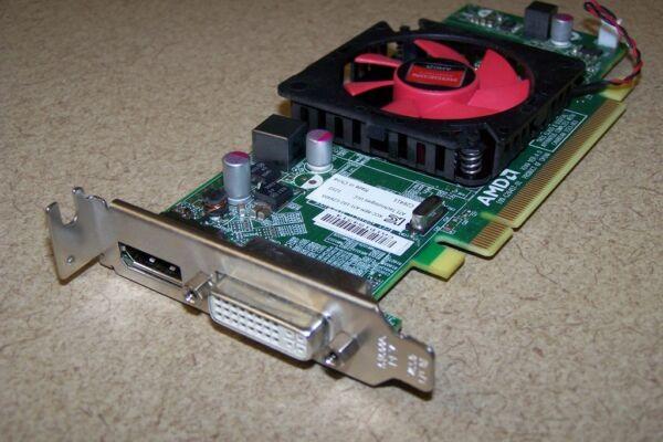 0wh7f Dell Amd Radeon Hd6450 1gb Ddr3 Pci-e Lp Video Graphics Card