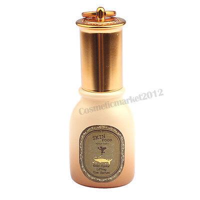 SKINFOOD [Skin Food] Gold Caviar Lifting Eye Serum wrinkle care 30ml Free gifts