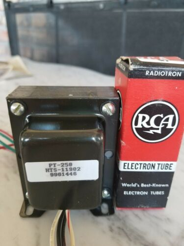 Tube amplifier Power Transformer For Small Amp Projects