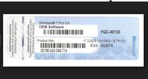 10-Stueck-Windows-7-Professional-Lizenzkey-OEM-Produkt-Key-Lizenz-100-Aktivierung