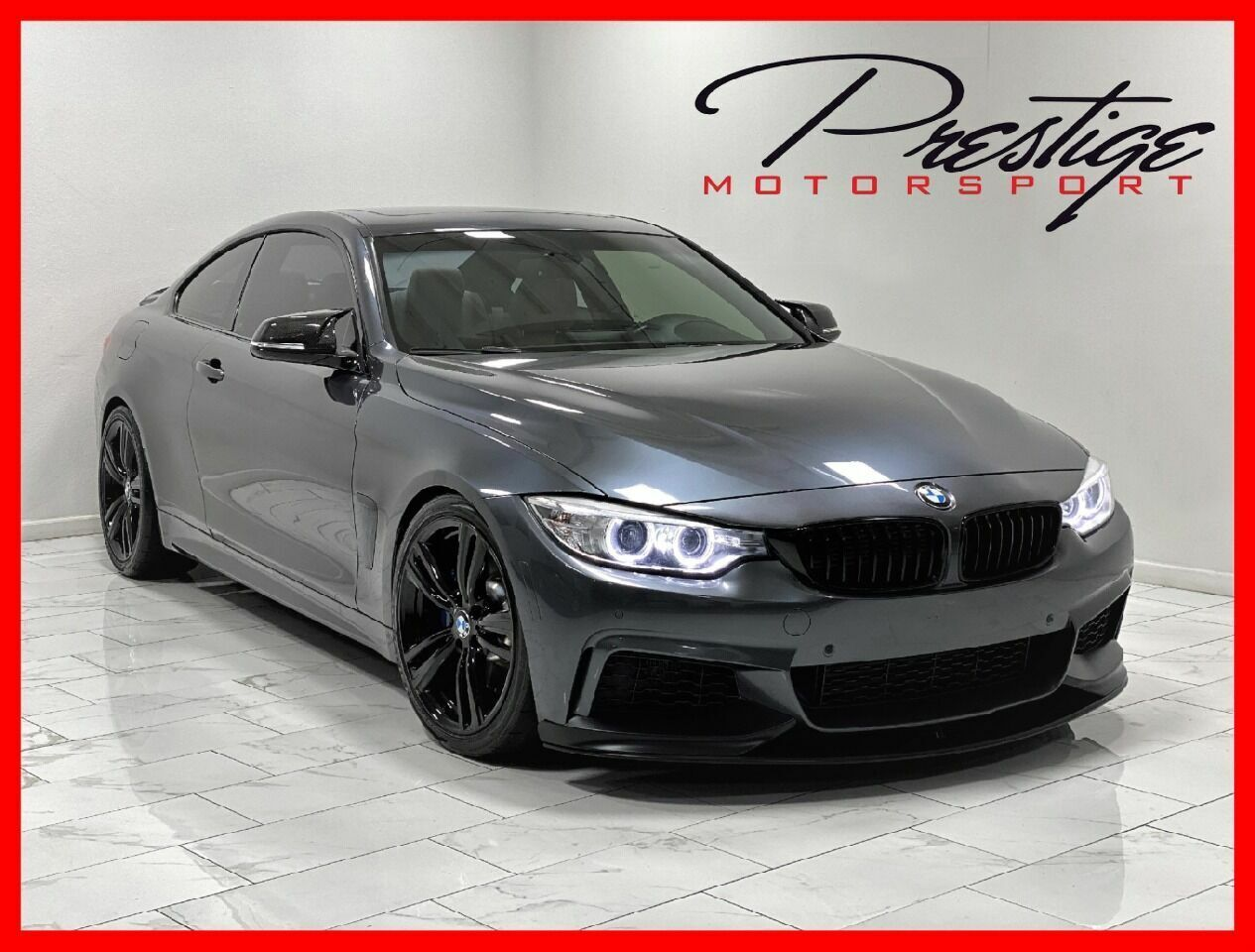 2015 BMW 4-Series 435i 2dr Coupe