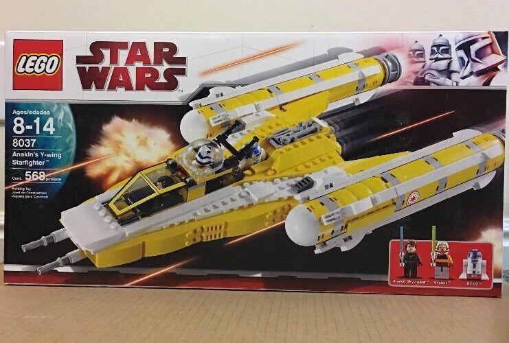Lego estrella guerras 8037 Anakin's  Y-wing estrellacombatiente  saldi