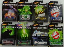 Ghostbusters Set 8 pcs / Ecto 1 / 1:64 Hot wheels USA DWD94-12
