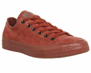 Top Suede Low Ct Trainers All Red 7 40 Star Converse Etruscan Shoes Unisex Eu Uk vF7Pwx4qA4