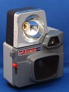 Ansco-gaf-127-Vintage-Film-Snapshot-Camera-Agfa-USA