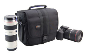 Impermeable DSLR Hombro Funda para cámara para Canon EOS 6d Marca II, 5d MARK
