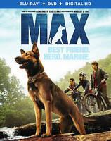 Max Blu-ray/DVD