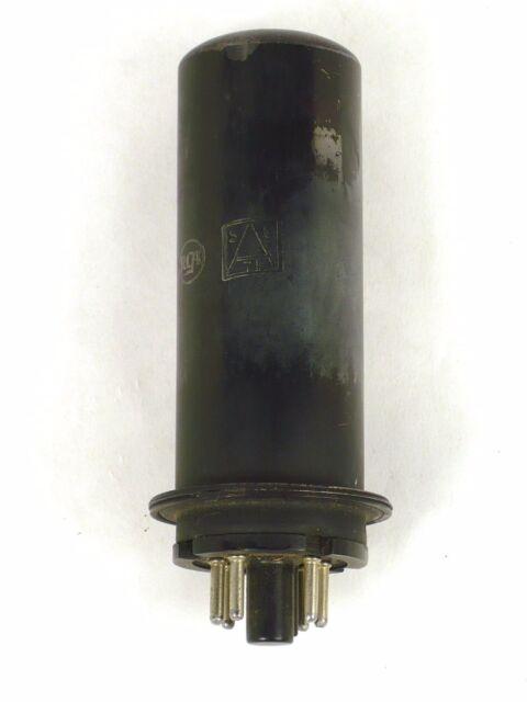 RCA CRC-6L6 Metal Vacuum Tube Untested