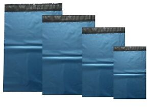 Metalic-Blue-Mailing-Bags-Strong-Colour-Self-Seal-All-Sizs-039-039-Offer-Price-039-039