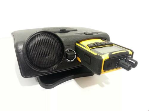 BRAND NEW VHF UNICATION G1 Amplified Charger