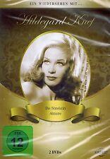 DOPPEL-DVD NEU/OVP - Ein Wiedersehen mit Hildegard Knef - Die Sünderin / Alraune