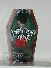 Living Dead Dolls Mezco Exclusive Toy Soldier Factory Sealed