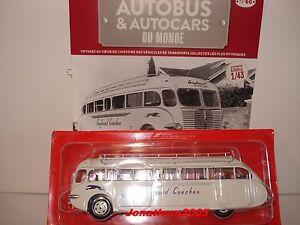 AUTOBUS-amp-AUTOCARS-DU-MONDE-FORD-SUPER-COACH-GREYHOUND-AUSTRALIA-1937-1-43