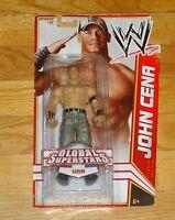 2012 Wwe Wwf Mattel John Cena Wrestling Figure Global Superstar 46