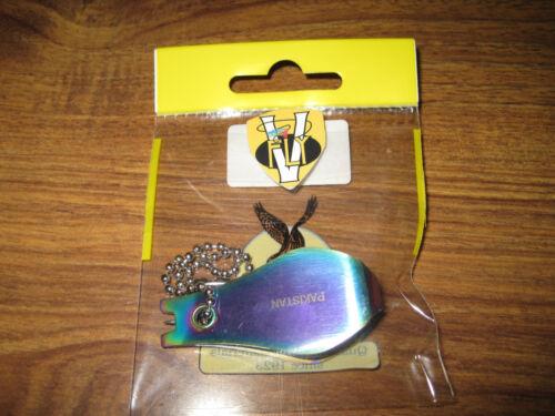 New Veniard Deluxe Tungsten Rainbow Nippers Anglers Nylon /& Braid Snips