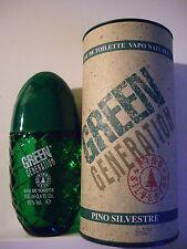Pino Silvestre Green Generation 3.4 oz Eau de Toilette Spray New Boxed