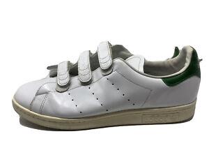 Details about Adidas Originals STAN SMITH CF NIGO White Green Shoes Size 12 B26000