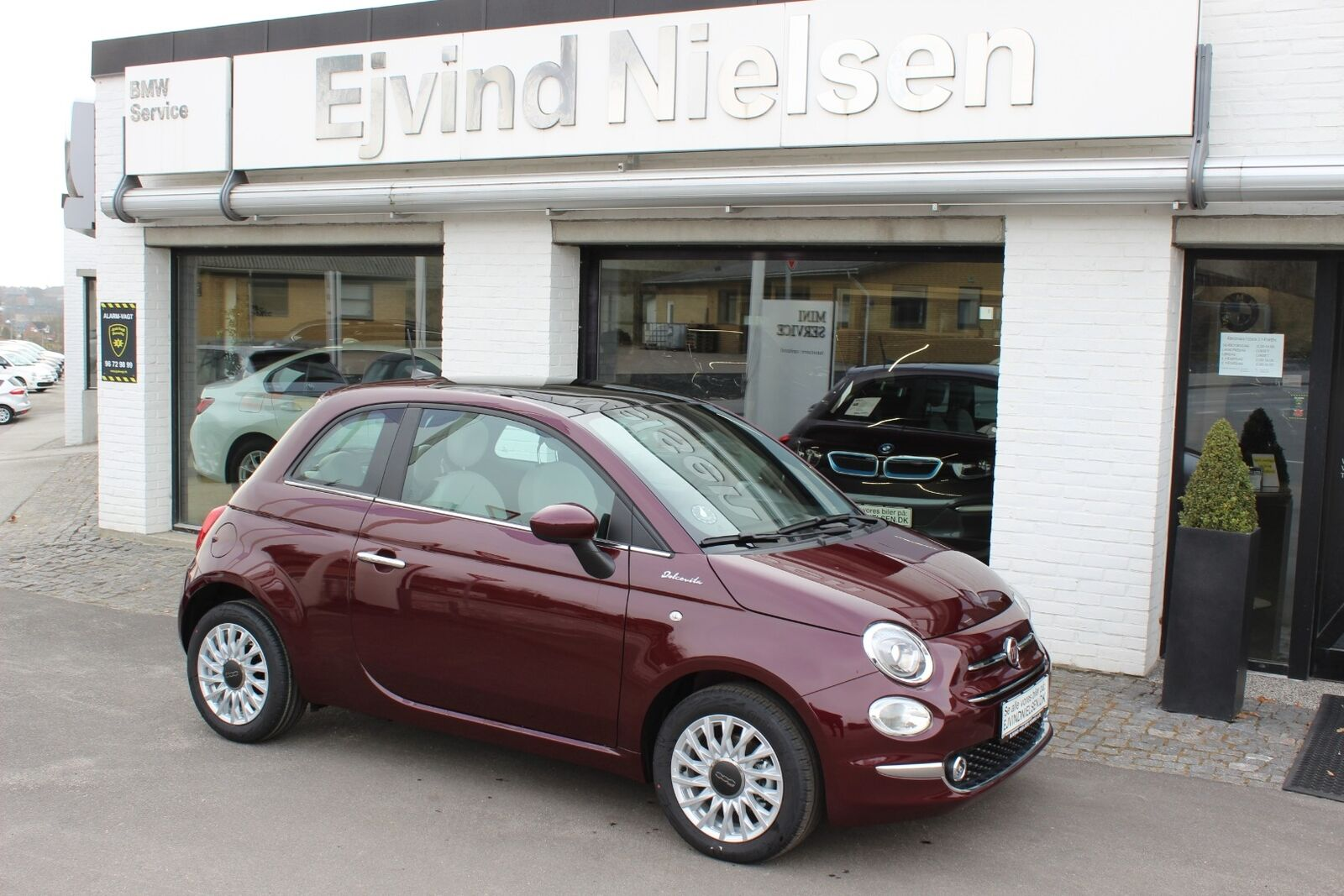 Fiat 500 1,0 Dolce Vita 3d - 150.000 kr.