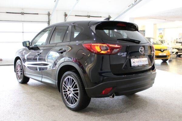 Mazda CX-5 2,2 Sky-D 175 Optimum aut. AWD billede 2