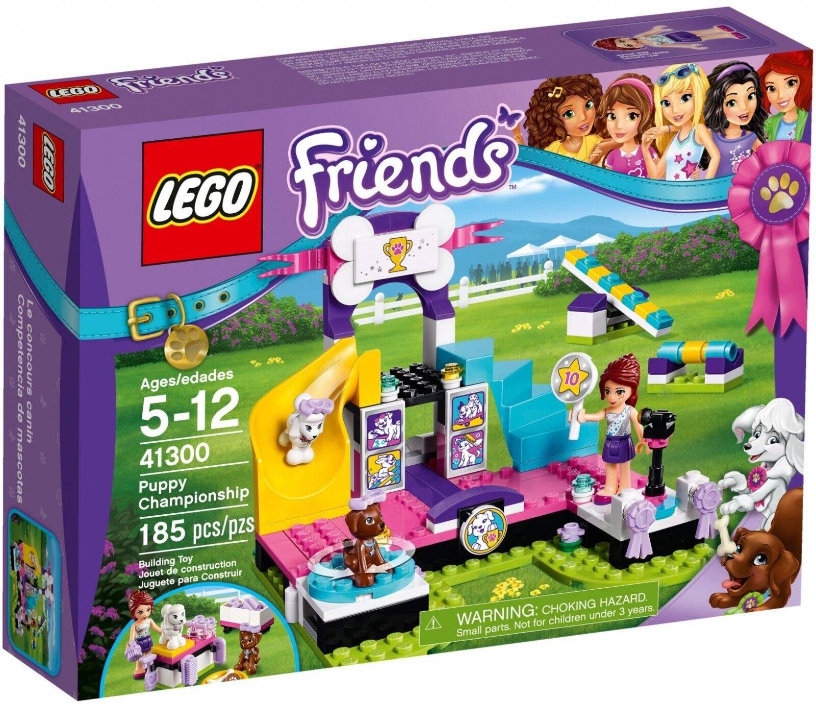 LEGO® Friends 41300 Welpen-Meisterschaft NEU OVP_ Puppy Championship NEW MISB