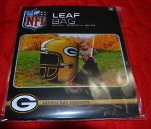 81e16f8eabd NFL Green Bay Packers Stuff-A-Helmet Football Team Leaf Bag Outdoor ...